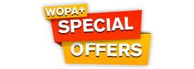 Special Offers on WOPA+