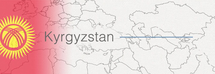 Get to know Kyrgyzstan KGS