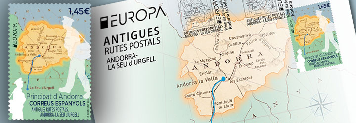 Bestselling Spanish Andorra Stamps