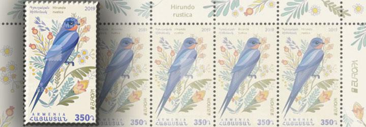 Los sellos más vendidos de Armenia
