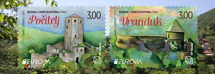 Bestselling Bosnia and Herzegovina Stamps