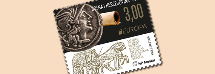 Bestselling Postal stamps of Bosnia and Herzegovina Mostar