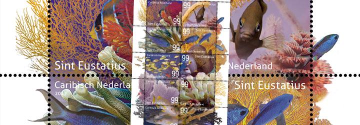 Meilleures ventes Pays-Bas Caribeens timbres