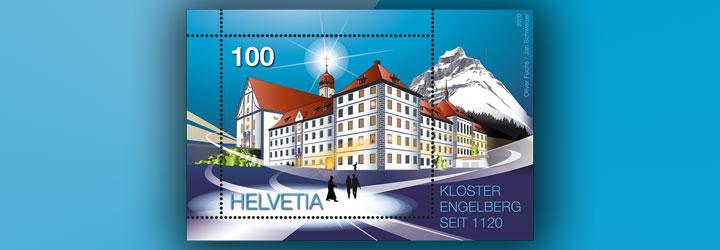Meistverkaufte Schweiz Briefmarken