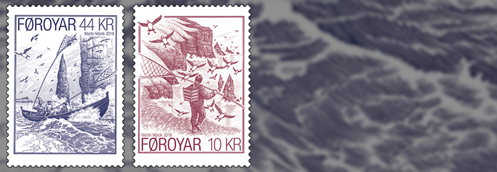 Bestselling Faroes Stamps