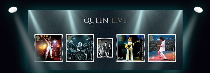 Bestselling Great Britain Stamps