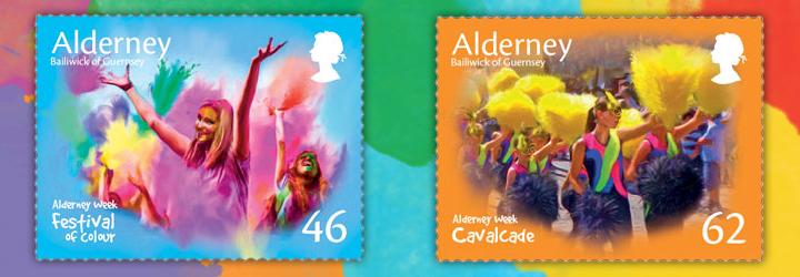 Bestselling Alderney Stamps