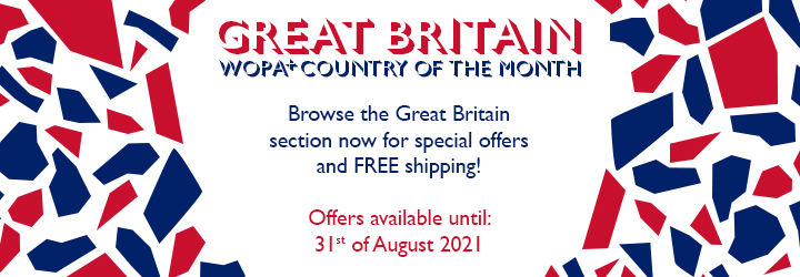 Promoted Great Britain Stamps