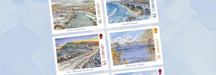 Meistverkaufte Guernsey Briefmarken