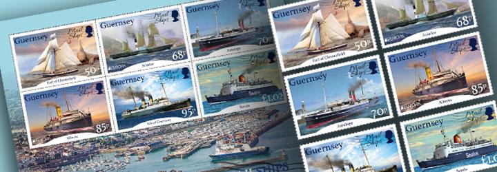 Los sellos más vendidos