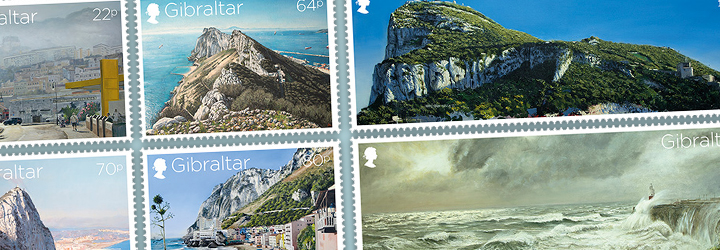 畅销 直布罗陀 邮票