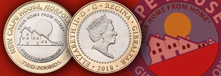 Bestselling Gibraltar Coins