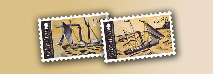 Meilleures ventes Gibraltar timbres