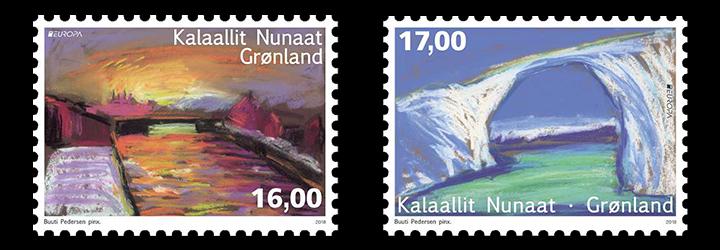 Francobolli Groenlandia più venduti