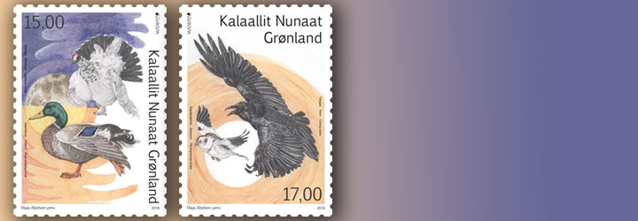 Bestselling Greenland Stamps
