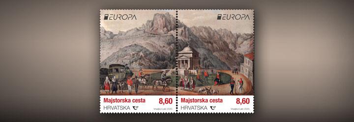 畅销 克罗地亚 邮票