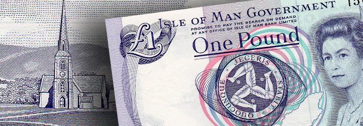 Bestselling Isle of Man Banknotes