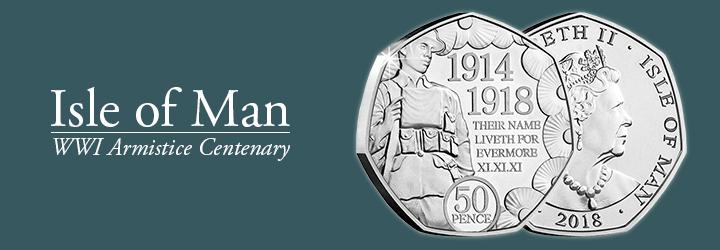 Bestselling Isle of Man Coins