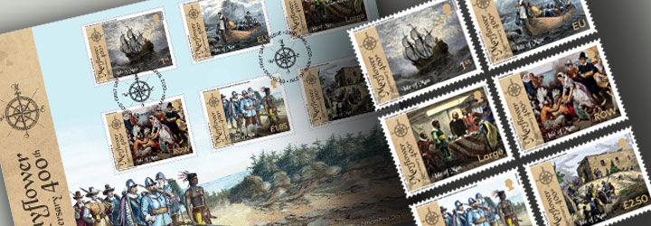 畅销 马恩岛 邮票