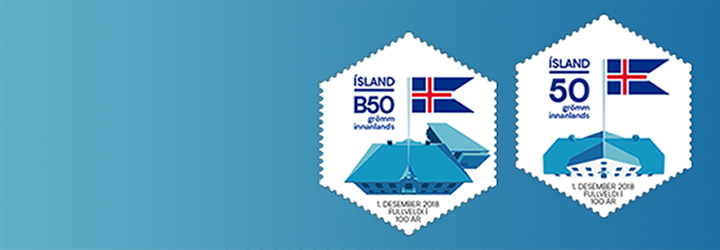 Los sellos más vendidos de Islandia