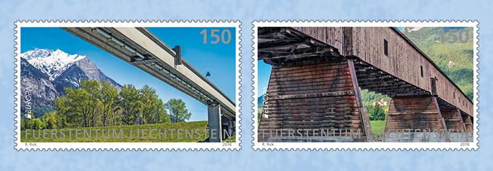 Los sellos más vendidos de Liechtenstein