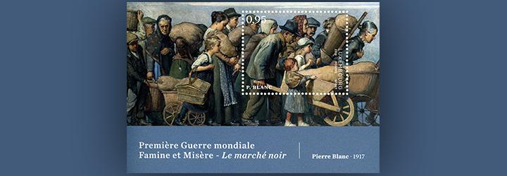 Los sellos más vendidos de Luxemburgo