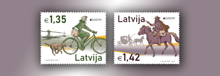 Bestselling Latvia Stamps