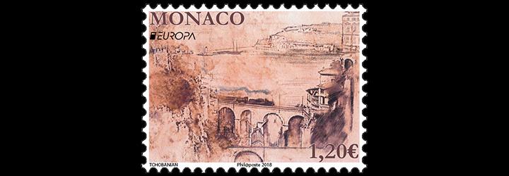 Meilleures ventes Monaco timbres