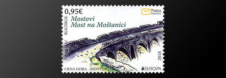 Bestselling Montenegro Stamps