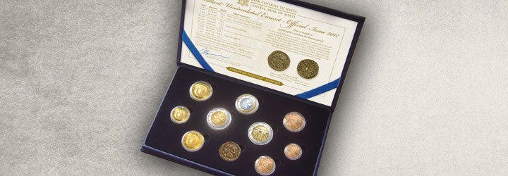 Bestselling Malta Coin Centre Coins