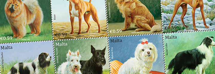 Los sellos más vendidos de Malta