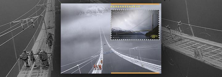 畅销 挪威 邮票
