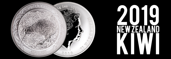 Monete Nuova Zelanda più vendute