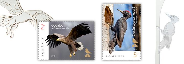 Los sellos más vendidos de Rumanía