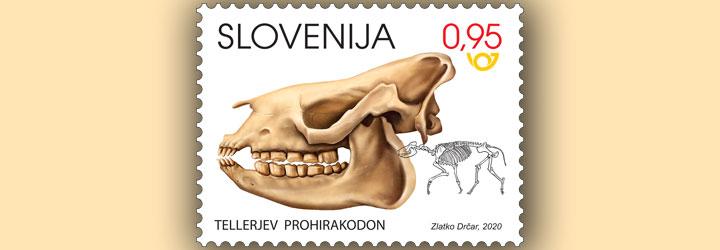 Los sellos más vendidos de Eslovenia