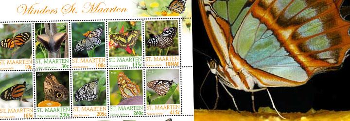 Bestselling Sint Maarten Stamps