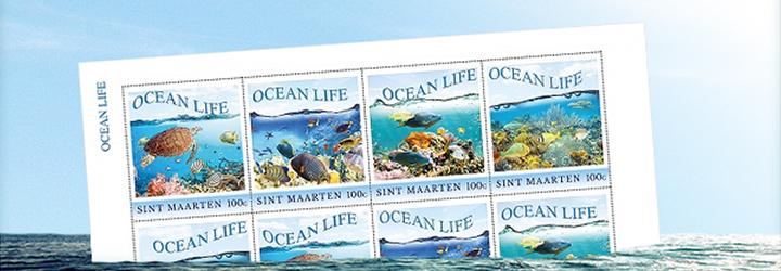 畅销 荷屬聖馬丁 邮票