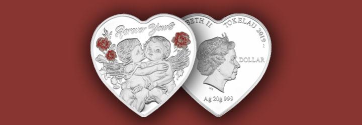 Las monedas más vendidas de Tokelau