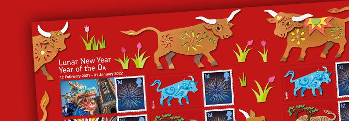 Lunar Year of the Ox 2021