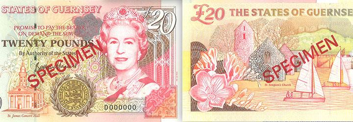 1996 £20 D.P. B.Haines signature (C)