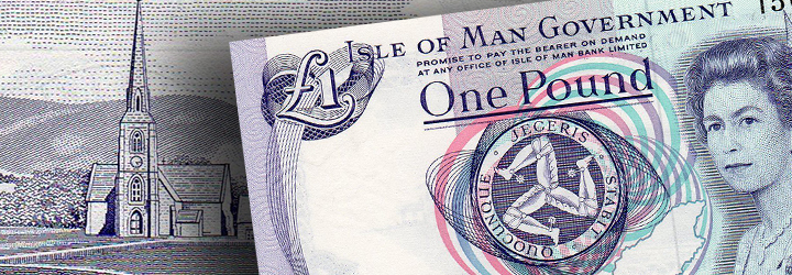 Isle of Man £1 Banknote (Mint) - Banknote