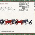 Animals in Art. Dog Altarpiece of San Cristobal d'Anyòs