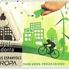 Europa. Think Green!