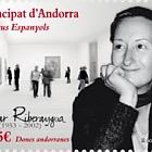 Andorran Women - Pilar Riberaygua