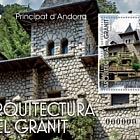 Granite architecture - Arajol Chalet