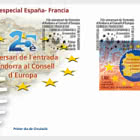 Emissió Especial España-Francia - Consell D'Europa
