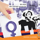 50 Years Of Female Universal Suffrage