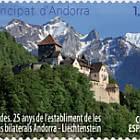 25 Años Desde El Inicio De Las Relaciones Bilaterales Con Liechtenstein