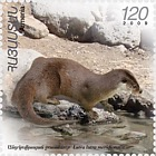 2009 Flora and Fauna of Armenia - Caucasian Otter & Ursus Actos Syriacos