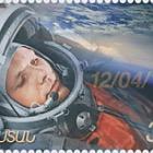 50. Jahrestag von Juri Gagarins Flucht in den Weltraum